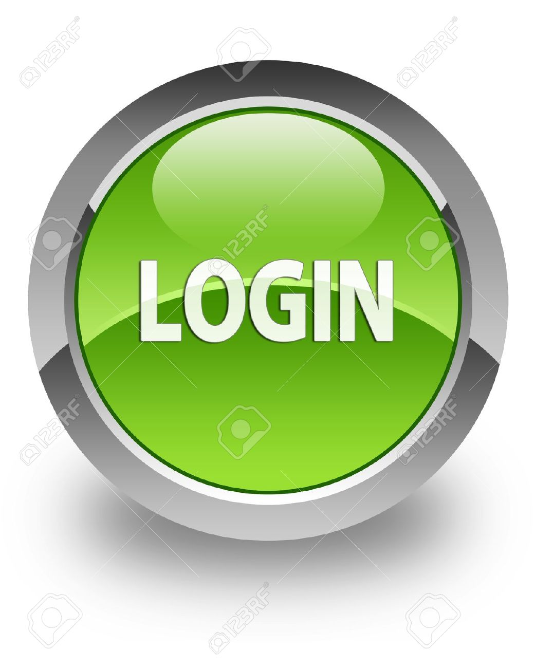Login-icon-on